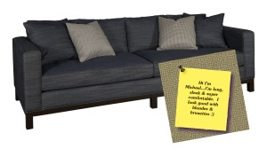 Jonathan Louis Michael Sofa