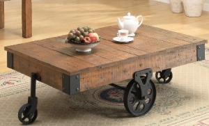 2012 Design Trends Industrial Furniture