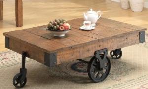 2012 Design Trends Industrial Furniture