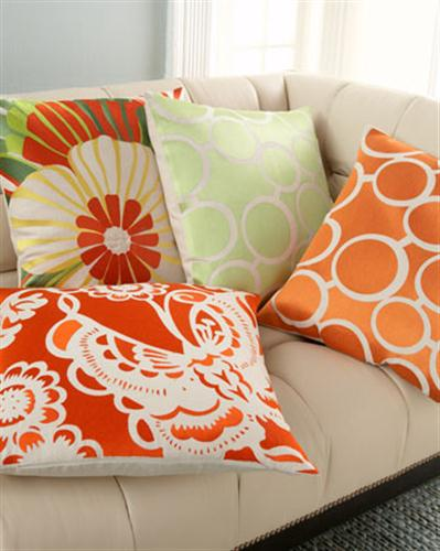 Orange Decorating Ideas For Living Room: 301 Moved Permanently