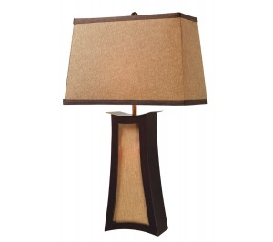 2012 Design Trend Linen Lamp