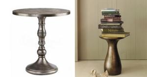 2012 Design Trend Natural Metals