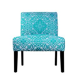 2012 Design Trend Turquoise Accent Chair